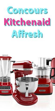 Gagnez un ensemble KitchenAid. Fin le 31 mai.  http://rienquedugratuit.ca/concours/gagnez-un-ensemble-kitchenaid/