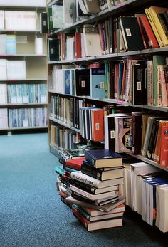 Library by JanneM, via Flickr