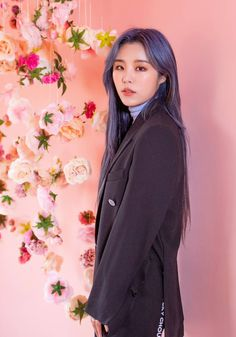 Wheein/Mamamoo/Osen x Vlive K Pop, Cool Girl, My Girl, Queens, Wheein Mamamoo, Eun Ji, Rainbow Bridge, K Idols, Kpop Girls