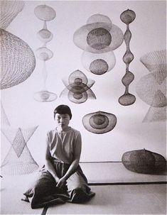 Ruth Asawa, Life magazine feature, 1954