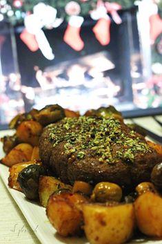 A Traditional Vegan Christmas Roast Recipe by Vegan Chef Av-Jean Levy   The Vegan WomanThe Vegan Woman