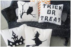 Halloween Pillows | ToAdorn.com