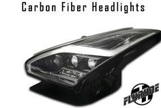 2015 Nissan GTR Carbon Fiber Headlight Options