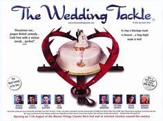 The Wedding Tackle Movie Posters From Movie Poster Shop