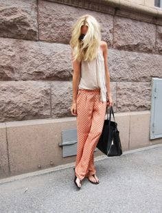 Perfect summer look!
