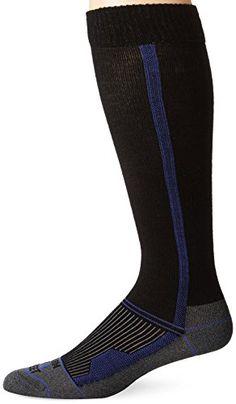 new concept 92f16 0a5e1 Amazon.com  Farm to Feet Men s Blue Ridge Compression Run Socks  Sports    Outdoors