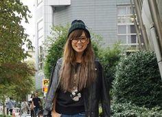 トレンドママコーデSNAP - mamagirl   ママガール Long Hair Styles, Beauty, Cosmetology, Long Hairstyles, Long Haircuts, Long Hair Cuts