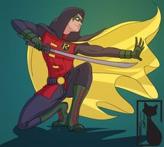 Son Of Batman, Batman Family, Batman Robin, Batman Art, Damian Wayne, Dc Comics Art, Marvel Dc Comics, Nightwing, Batgirl