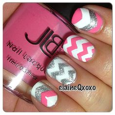 Instagram photo by elaineqxoxo #nail #nails #nailart