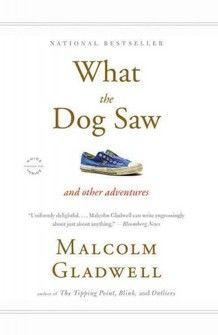 love just about everything he writes...Malcolm Gladwell points out all kinds of interesting things about our society