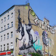 Where to Find Berlin's Best Street Art - The Department of WanderingThe Department of Wandering