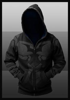 Batman Hoodie [PAK Variant] by seventhirtytwo.deviantart.com on @deviantART