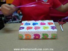 Arte en Envolturas - Envoltura de regalos