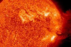 Bekijk de opname: fantastische beelden van een zonne-uitbarsting | Wetenschap in Beeld