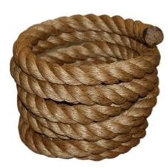 1.5 inch Manila rope at Home Depot for DIY battle ropes