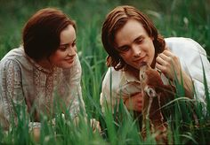 Tuck Everlasting, forever one of my favorite books.  Happy tears, sad tears.  Mostly sad tears, though.