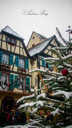 Christmas in Kaysersberg, Alsace