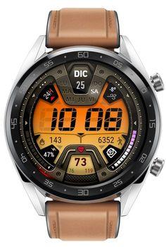 Huawei Watch, Watch Faces, Cool Watches, Cool Designs, Samsung Galaxy, Tech, Concept, Fashion, Watch