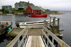 this is a perfect picture of a typical nova scotia day; Wonderful Places, Great Places, Places To Go, Beautiful Places, O Canada, Canada Travel, East Coast Road Trip, Atlantic Canada, Cape Breton