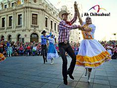 """TURISMO EN CHIHUAHUA. El instituto de Cultura del H. Ayuntamiento de Chihuahua, dentro de sus actividades culturales les invita a disfrutar en compañía de su familia y amigos de los """"Martes Culturales"""". Con el fin de estrechar vínculos, acrecentar valores y fortalecer la identidad, el Instituto lleva a cabo estas excelentes jornadas culturales. Le esperamos en Plaza de Armas, Centro Histórico el próximo martes 23 de Junio de las 16:30 a los 18:00 horas. www.turismoenchihuahua.com"""