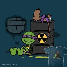 Shop Splooty TMNT Peanuts Men's T-Shirt by Raffiti. Available on range of apparel with international shipping. Snoopy Images, Snoopy Pictures, Peanuts Cartoon, Peanuts Snoopy, Woodstock, Day Of The Shirt, Snoopy Wallpaper, Snoopy Quotes, Snoopy Love