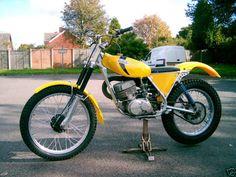 1977 Beamish Trials Suzuki