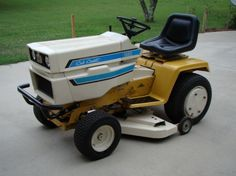 1000+ images about Lawn & Garden Tractors on Pinterest ...