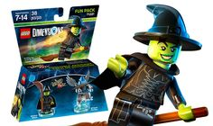71221 WICKED WITCH FUN PACK - Products - Dimensions LEGO.com