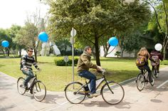 Bicis Libres en el Tec. / Free Bikes at Campus.
