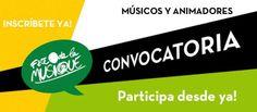 Cresta Metálica Producciones » Hasta hoy 22 de mayo Abiertas las postulaciones para la Fête de la Musique 2014!!