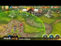 Castle Defense Android apk game. Castle Defense free download for tablet and phone.