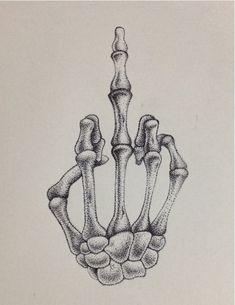 skeleton-tattoo | Tumblr: