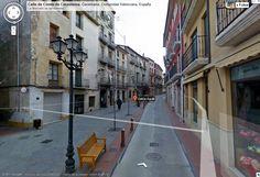 Calle Conde de Cocentaina, 15  desde Street View