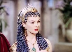 "Vivien Leigh in ""Caesar and Cleopatra"" 1945 (image detail). Description from pinterest.com. I searched for this on bing.com/images"