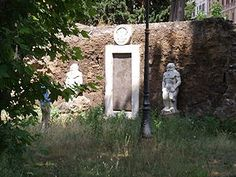 Porta Alchemica or Alchemy Gate or Magic Portal, is a monument built between 1678 and 1680 by Massimiliano Palombara marquis of Pietraforte (1614–1680) in his residence, Palombara villa, located in the east of Rome on the Esquilino hill in a position almost corresponding to Piazza Vittorio, where today was placed. Porta Alchemica is the only survivor of the five gates of the Palombara villa, there was a lost door on the opposite side enabling to give it a date of 1680...
