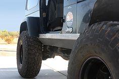 jeep yj boatside rockers - Google Search