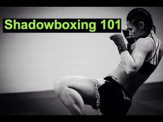 Shadow Boxing Techniques - Muay Thai - YouTube