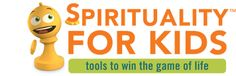 Spirituality for Kids - 12 video lessons with printables. Free.