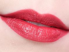 Wearing the Maybelline Color Whisper Lipstick in Berry Ready