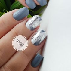 Want some ideas for wedding nail polish designs? This article is a collection of our favorite nail polish designs for your special day. New Nail Designs, Short Nail Designs, Colorful Nail Designs, Latest Nail Art, New Nail Art, Cute Nails, My Nails, Pretty Nails, Smart Nails