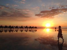 Cable Beach Broome, Australia 12 spots for sensational sunsets