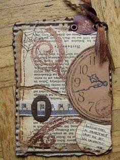 Card - Uhr