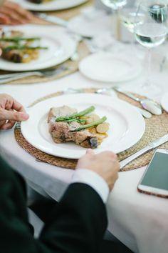 Comida. Food presentation. Boda en el campo. Country wedding. By Detallerie wedding planners.
