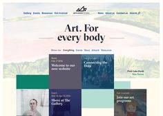 Arts Access Victoria is a fully accessible, WCAG 2.0 friendly website, that connects the vibrant Victorian arts industry with people with disability, and...