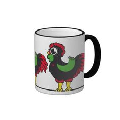 SWEET! This Product Qualifies For: 17.76% Off ALL Orders To Celebrate Independence Day!   Enter 4THOFJULYDAY   Ends Thursday   Details  Famous Rooster of Barcelos 03 Coffee Mug