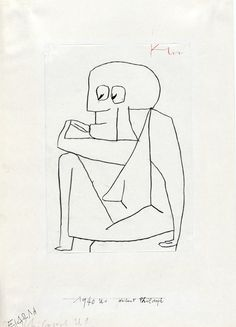 gibisoma:  Paul Klee Philosoph, 1940
