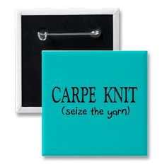 Carpe Knit (Seize the Yarn)...especially if it's on sale!