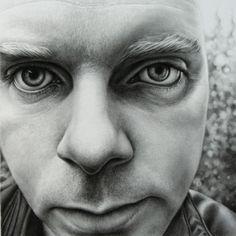 Justin Meyers | Self Portrait