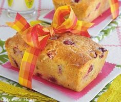 Cranberry-Pecan Quick Bread | Never Fail Bake Sale Recipes from Gooseberry Patch