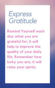 Raise your spirits!